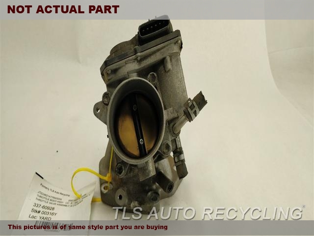 2008 Lexus RX 400 Throttle Body Assy. 3.3L,(3MZFE ENGINE)