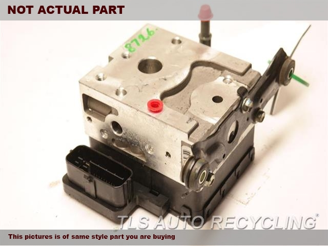 2011 Lexus RX 450H Abs Pump. 44510-48080ACTUATOR AND PUMP ASSEMBLY