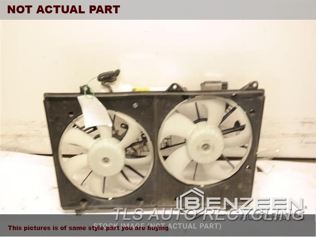 FAN ASSEMBLY, 3.3L (VIN W, 5TH DIGI