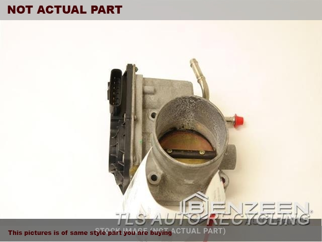 3.3L,THROTTLE VALVE ASSEMBLY, 3.3L