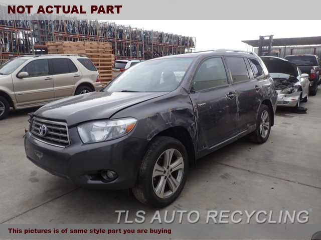 2008 toyota highlander parts catalog  toyota  auto parts