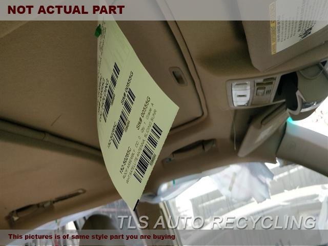 SUNROOF ASSEMBLY TRACK,MOTOR,GLASS