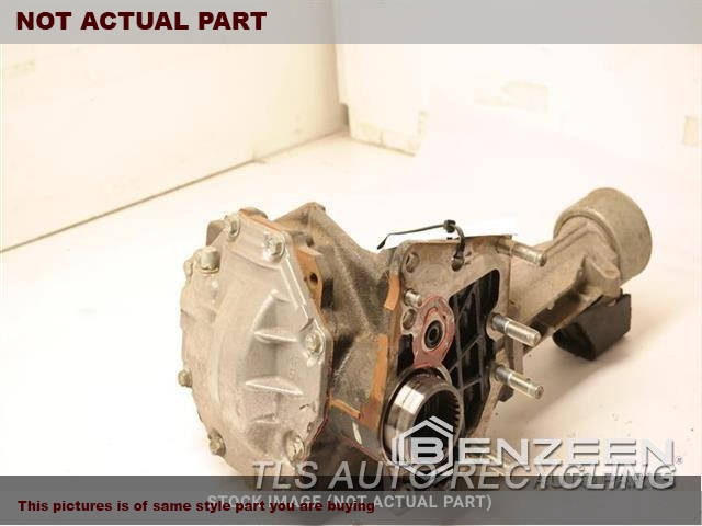2009 Toyota Highlander Transfer Case Assy  3.3L TRANSFER CASE