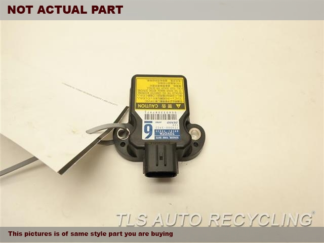 2012 Toyota Highlander Chassis Cont Mod. 89183-48030 YAW RATE SENSOR
