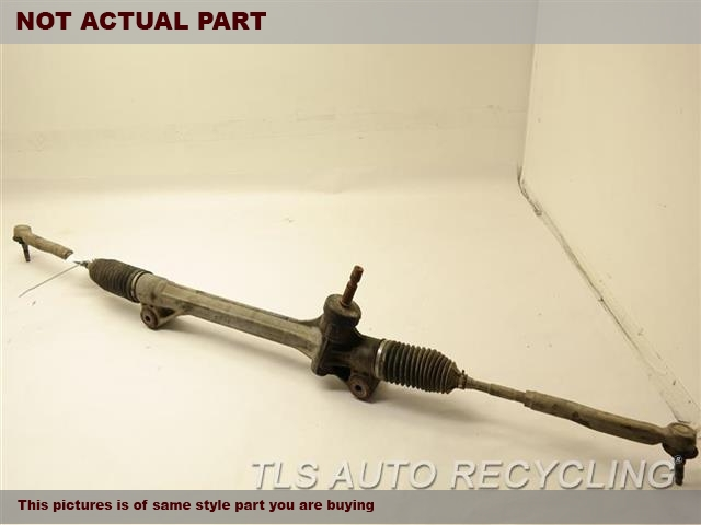 2012 Toyota Highlander Steering Gear Rack. W/O LEFT INNER BOOT AND OUTER TIE RODSTEERING GEAR RACK 45510-0E030