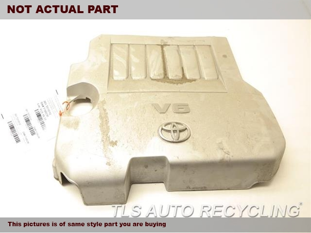 2012 Toyota Highlander .  53295-0E050AIR INTAKE DUCT RADIATOR COVER