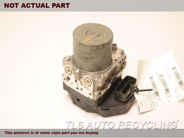 2011 Toyota Highlander Abs Pump. ACTUATOR AND PUMP ASSEMBLY, 3.5L