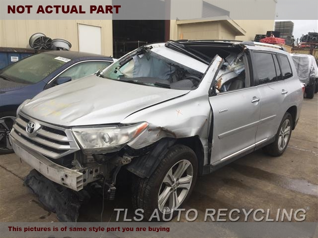 used oem toyota highlander parts tls auto recycling