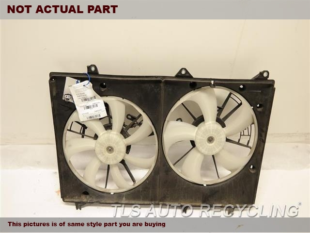 RADIATOR FAN ASSEMBLY 16711-0P190