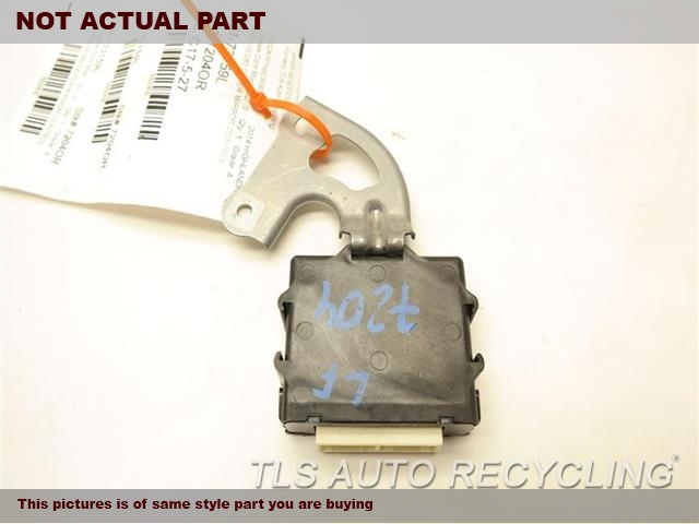 2015 Toyota Highlander Chassis Cont Mod. CONTROL COMPUTER89430-0E080 DRIVER OUTER MIRROR
