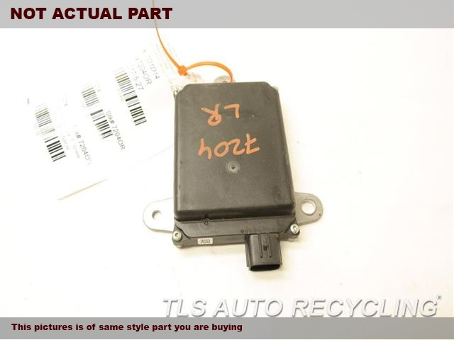 2014 Toyota Highlander Chassis Cont Mod. PT398-53141-AA REMOTE STARTER CONTRO