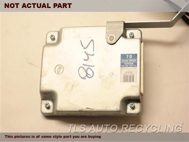 2015 Toyota Highlander Chassis Cont Mod. 88150-48170 PRE CRASH COMPUTER