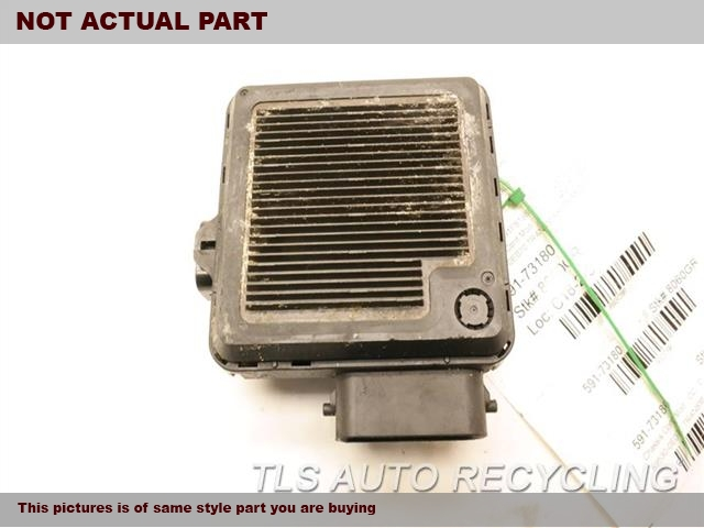 2015 Toyota Highlander Chassis Cont Mod. 89530-0E070 TRANSMISSION MODULE