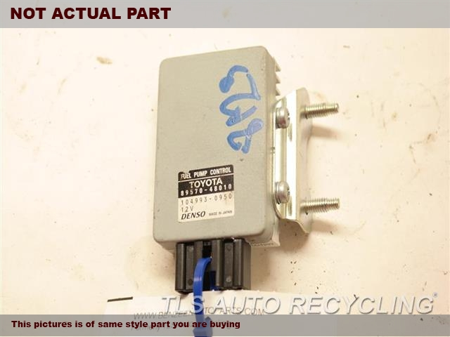 2015 Toyota Highlander Chassis Cont Mod. 89570-48010 FUEL PUMP MODULE
