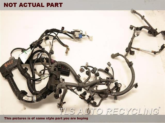 2015 Toyota Highlander Engine Wire Harness