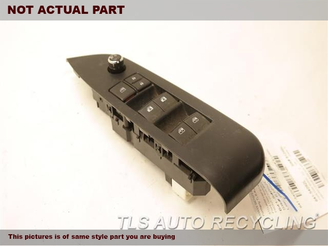 2015 Toyota Highlander Door Elec Switch. LH,DRIVER``S, MASTER, AUTOMATIC UP