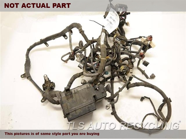 1999 Toyota Land Cruiser Engine Wire Harness. 82121-6A010 ENGINE WIRE HARNESS