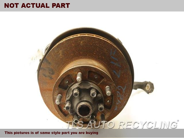 1999 Toyota Land Cruiser Spindle Knuckle, Fr. DRIVER FRONT KNUCKLE 43202-60020