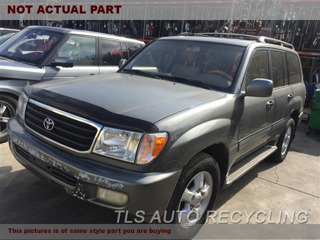 Used OEM Toyota Land Cruiser Parts - TLS Auto Recycling