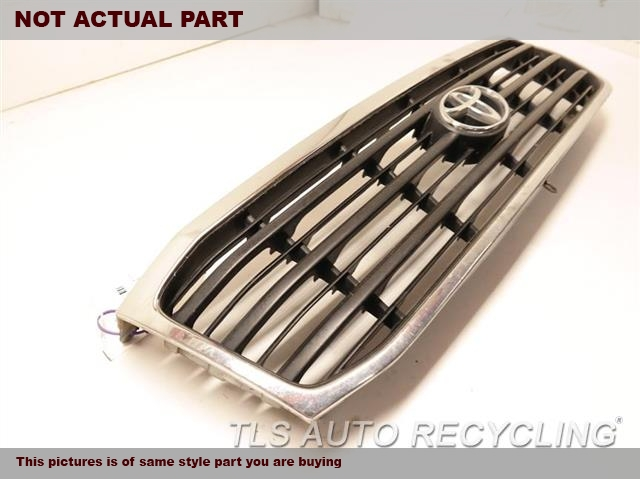 CHROME/BLACK GRILLE 53111-60340