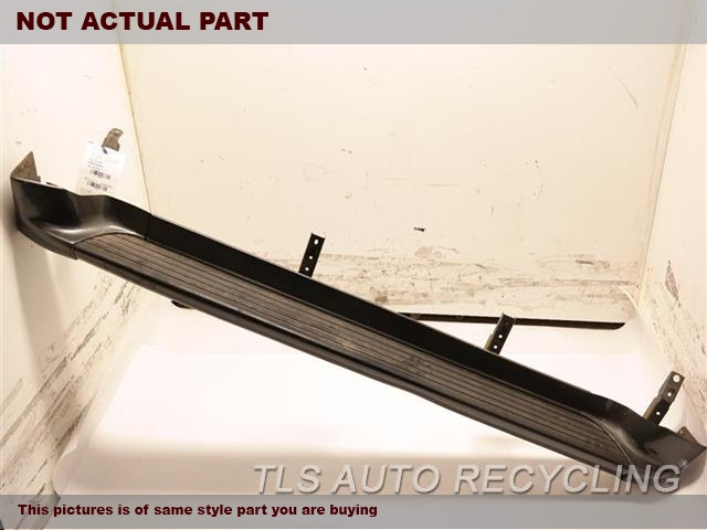 2000 Toyota Land Cruiser Running Board. GRAY PASSENGER