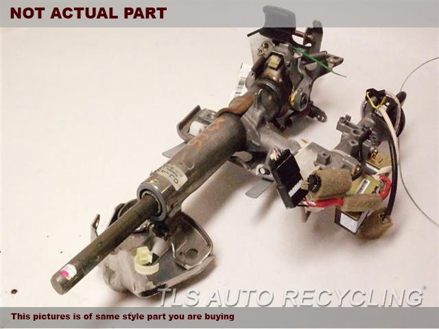2000 Toyota Land Cruiser Steering Column. FLOOR SHIFT, POWER TILT