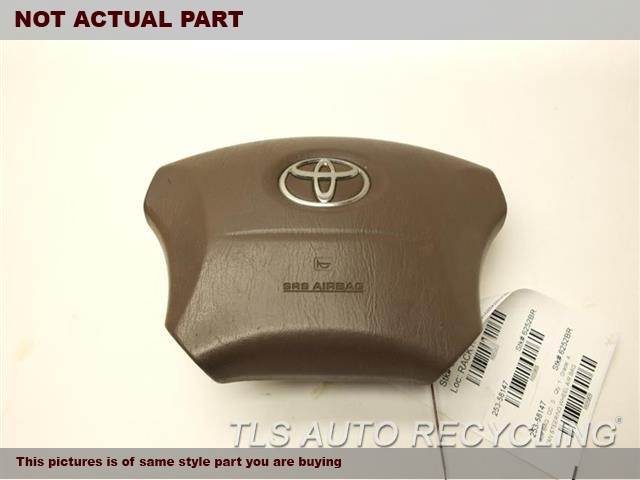 GREY STEERING WHEEL AIR BAG