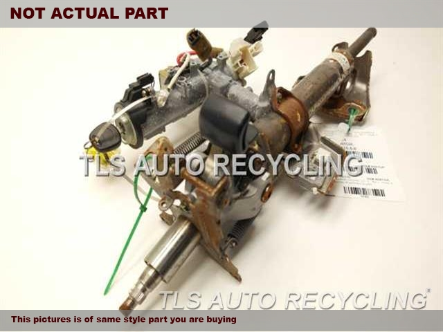 1999 Toyota Land Cruiser Steering Column. MANUAL STEERING COLUMN 45870-60130