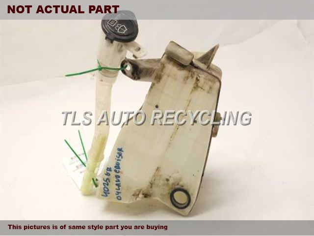 2004 Toyota Land Cruiser Wash Reservoir Assy. WASHER RESERVOIR 85325-60140