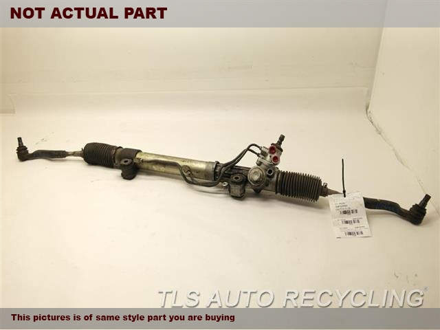 2004 Toyota Land Cruiser Steering Gear Rack. STEERING GEAR RACK 44200-60100