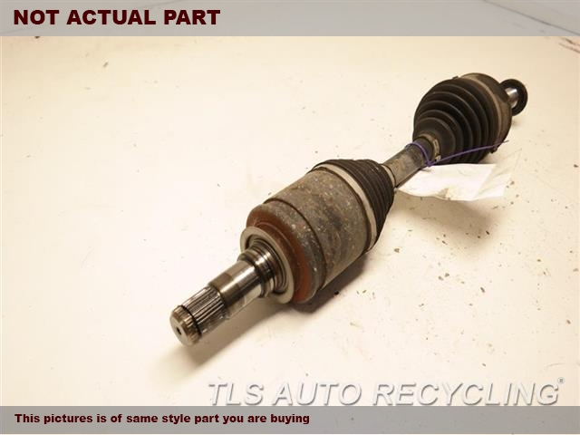 2010 Lexus LX 570 Axle Shaft. 5.7L,FRONT AXLE, OUTER ASSEMBLY