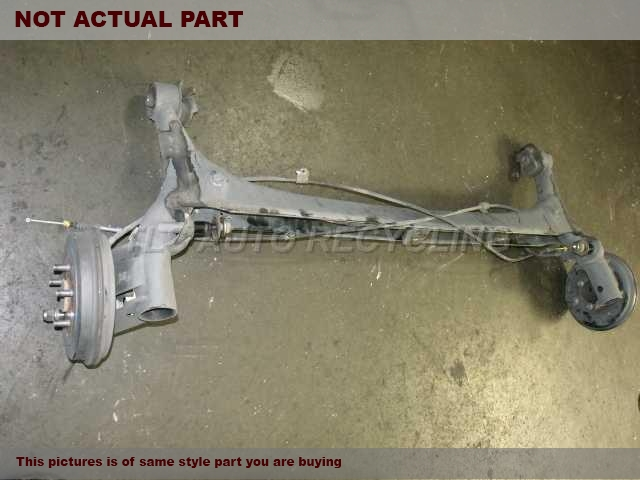 2005 Toyota Prius Beam Axle RR. REAR AXLE BEAM ASSEMBLY 42101-47040