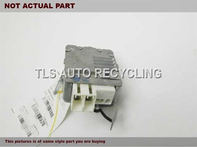 2005 Toyota Prius Chassis Cont Mod. 89650-47100 POWER STEERING CONTROL
