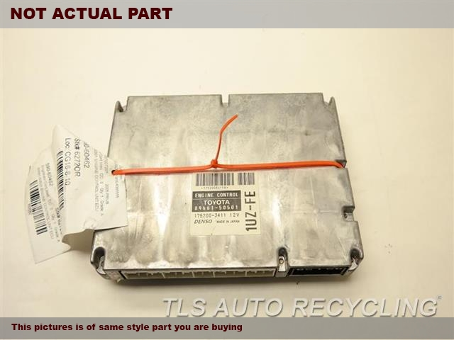 2005 Toyota Prius Eng/Motor Cont Mod. 89661-47101 ENGINE CONTROL COMPUTER