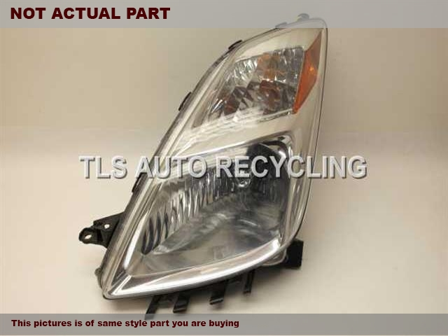 2005 Toyota Prius Headlamp Assembly. DRIVER SIDE HID HEADLAMP 81185-47110