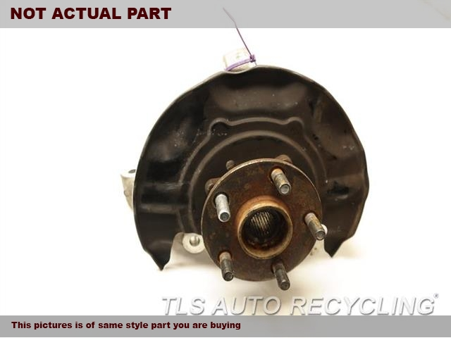 2005 Toyota Prius Spindle Knuckle, Fr.  43202-47010 43510-47010DRIVER FRONT KNUCKLE W/HUB