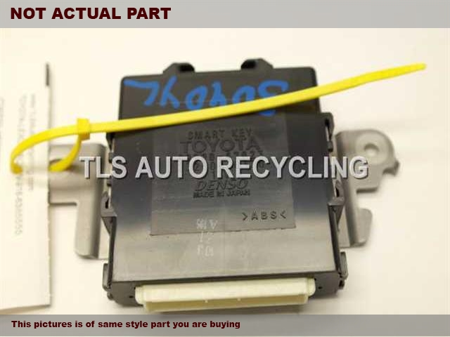 2006 Toyota Prius Chassis Cont Mod. 89990-47023 SMART KEY COMPUTER