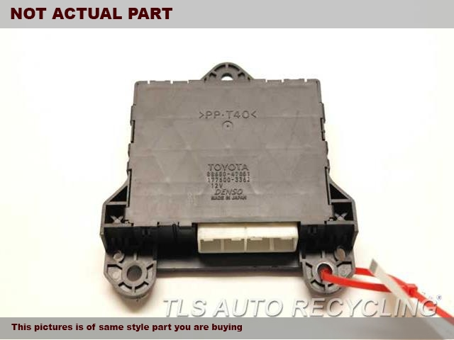 2006 Toyota Prius Chassis Cont Mod. 88650-47051 TEMPERATURE AMPLIFIER