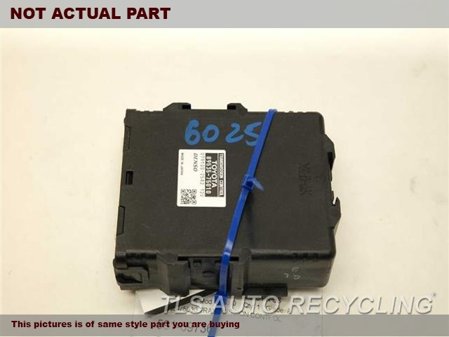 2010 Toyota Prius Chassis Cont Mod. 89535-75030 TRANSMISSION CONTROL
