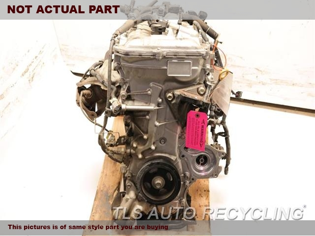 2013 Toyota Prius Engine Assembly  ENGINE LONG BLOCK 1 YEAR WARRANTY