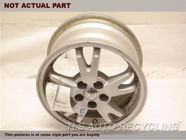 15X6 ALLOY 5 SPLIT SPOKE 42611-47110