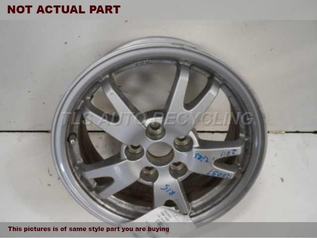 15X6 ALLOY SPLIT SPOKE 42611-47110