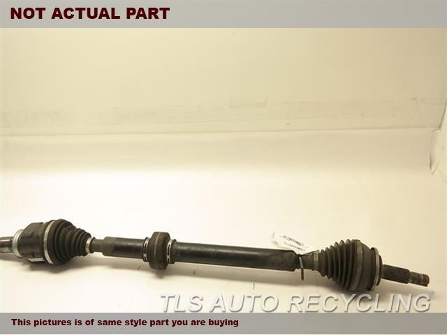 2015 Toyota Prius Axle Shaft. PSSNGER FRONT AXLE SHAFT 43410-47030
