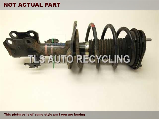 2015 Toyota Prius Strut. LH,FRONT, PRIUS VIN DU, 7TH AND 8TH