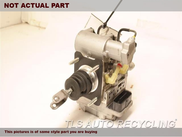 2015 Toyota Prius Abs Pump. 47205-33040 47210-47470ACTUATOR AND PUMP ASSEMBLY, PRIUS
