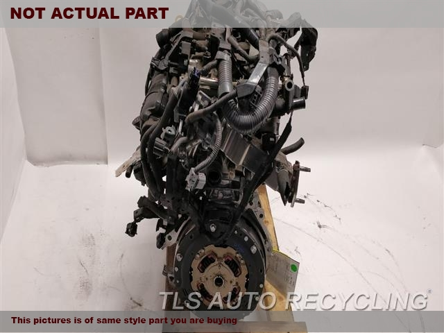 2013 Lexus CT 200H Engine Assembly. ENGINE ASSEMBLY 1 YEAR WARRANTY