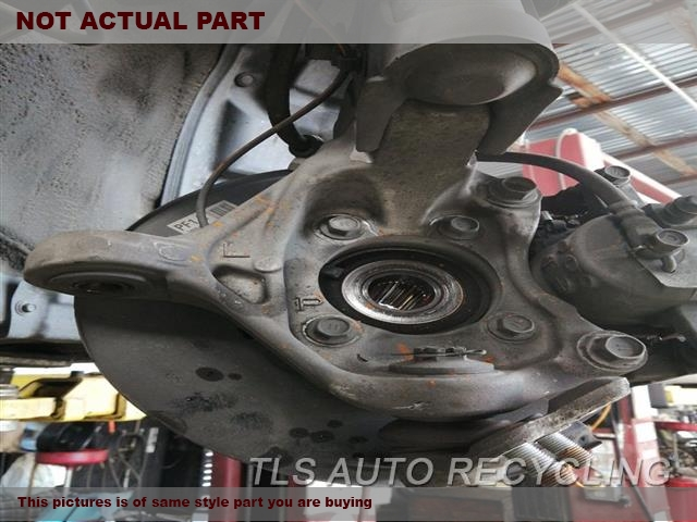 2011 Toyota Prius Spindle Knuckle, Fr. LH