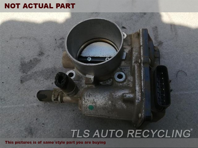 2016 Toyota Prius Throttle Body Assy. PRIUS (VIN FU, 7TH AND 8TH DIGIT)