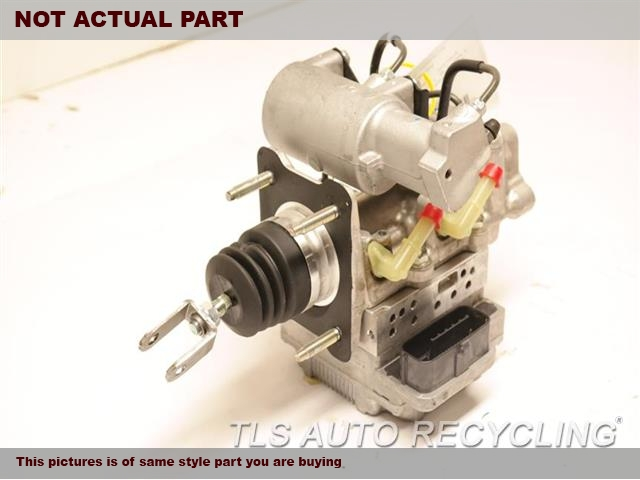 ACTUATOR AND PUMP ASSEMBLY, PRIUS