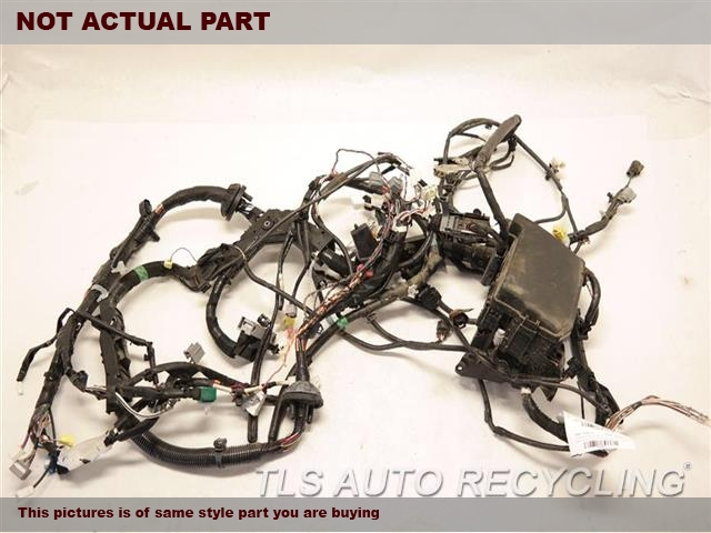 2015 Toyota Prius Engine Wire Harness. 82111-47804 ENGINE MAIN ROOM HARNES